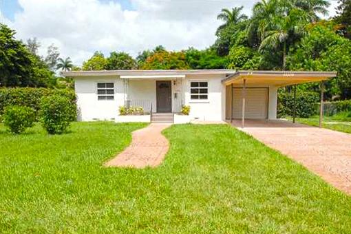 house in Miami