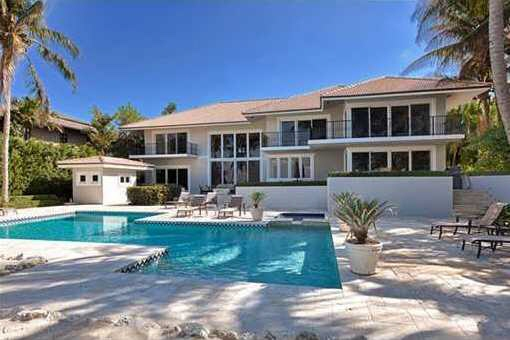Villa Key Biscayne Premium Villa Situated Directly At The