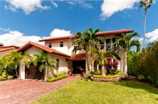 house in Coconut Grove