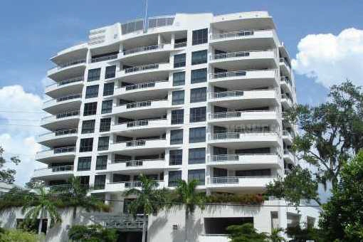 Attractive luxury apartment in Sarasota