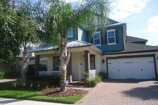 Gorgeous house with garden and pool in Orlando