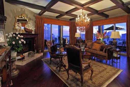 Exclusive Living room