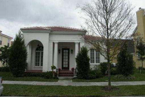 Lovely home with garden in Orlando