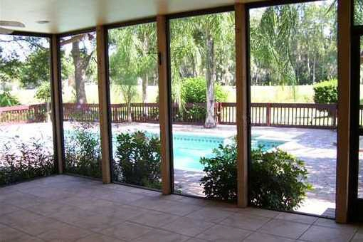 Florida Screened Porches : House tampa a truly rare find in florida