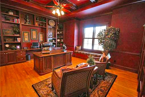 Spacious office room