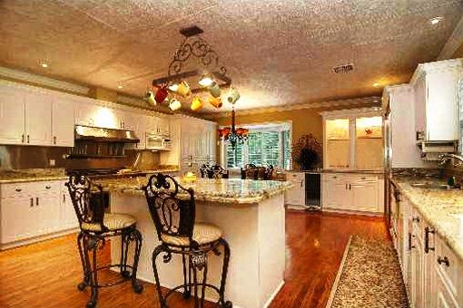 State of art gourmet kitchen