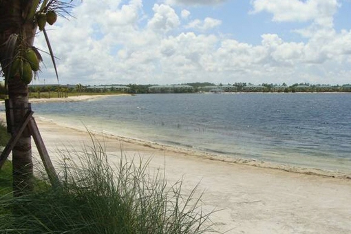Idyllic views of the surrounding terrain in Fort Myers